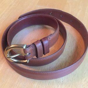 Coach brown belt L